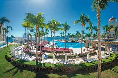 riu palace cabo pool 1
