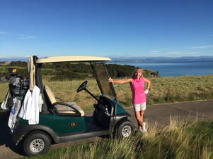 jani cape kidnappers number 7 tee 1