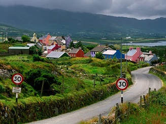 allihies county cork ireland